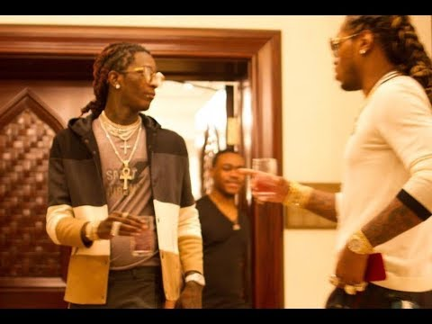 Young Thug Jealous Of Future Spends 30 min Showing Off $40M worth of jewelry