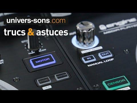 Vidéo Denon DJ Prime - Créer et modifier des boucles - Univers Sons