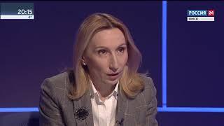 Актуальное интервью Ирина Варнавская