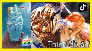 Tik Tok china ❤️  thả thính đồ ăn #5 🍮    tik tok 抖音   quốc Việt channel✨