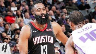 Houston Rockets vs Sacramento Kings - Full Game Highlights | April 2, 2019 | 2018-19 NBA Season
