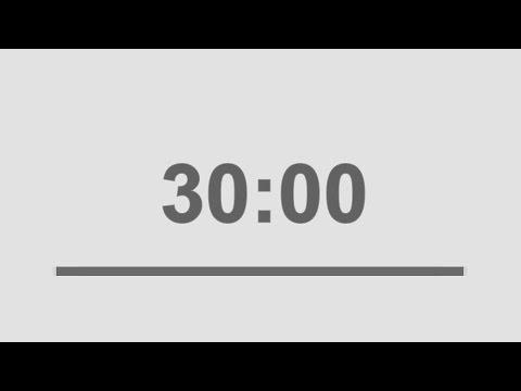 ジャムコント風90秒カウントダウンタイマー 無音版 videomoviles com