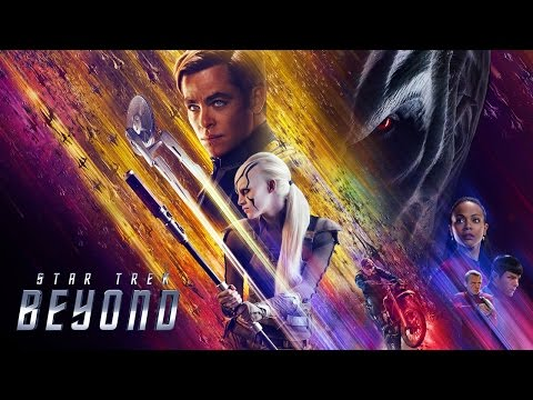 Star Trek Beyond'