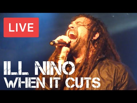 Ill Niño - When It Cuts Live in [HD] @ The Garage - London 2013