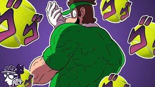 Mario's Bizarre Adventure: Racket is Unbreakable