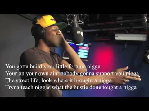 Giggs - Fire In The Booth Part 2 Lyrics