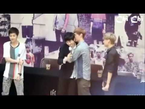 [PART 4] Kiss Kiss Kiss (EXO, BTOB, BLOCK B, U-KISS, BTS, B1A4, MY NAME, TEEN TOP, INFINITE)