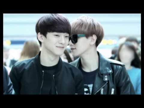 [ ChenBaek x BaekChen ] EXO Chen and Baekhyun moments