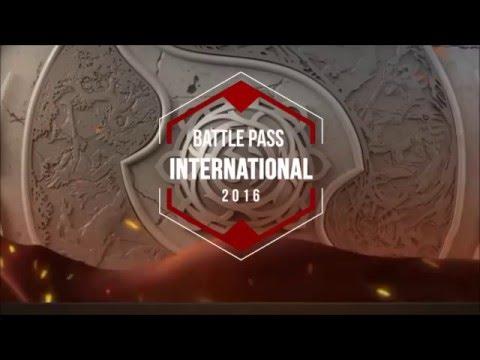 The International Battle Pass 2016 Preview