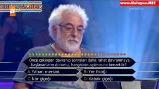 Kim Milyoner Olmak Ister 264. bölüm Coşar Orhan Şilliler 25.09.2013
