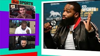 What Does Adrien Broner Think About Manny Pacquiao's Anger Translator?   TMZ Sports
