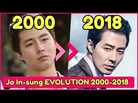 Jo In sung EVOLUTION 2000-2018