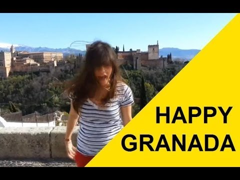 Baixar Pharrell Williams - HAPPY (We are from GRANADA, SPAIN) #HAPPYDAY