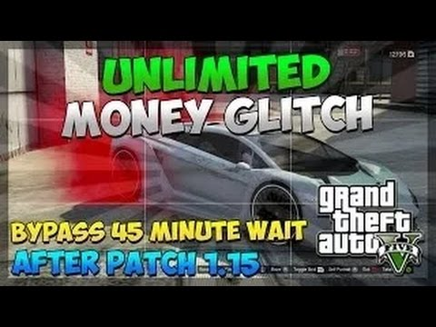 GTA 5 Online SOLO Money Glitch - GTA 5 Glitches - GTA 5 Solo Money Glitch (AFTER PATCH 1.15) - MW3Stream  - _dn05zijzwI -