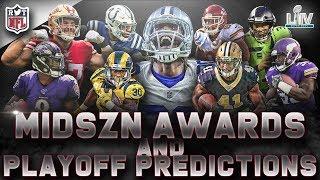 2019 NFL Midseason Awards & Playoff/Super Bowl Predictions