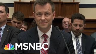 Peter Strzok Hearing: 'This Felt Like A Repeat Of Benghazi' | Morning Joe | MSNBC