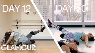 Learning How to Vogue in 30 Days | Glamour