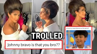 Priyanka Chopra TROLLED for her latest BTS video; Twittera..