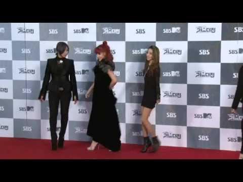[2011 SBS 가요대전] 2NE1