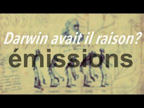 Darwin avait-il raison?