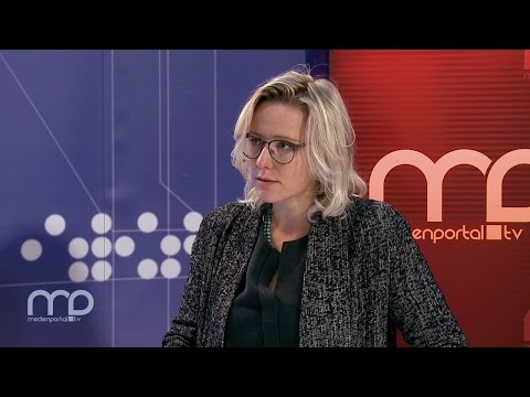 BUSINESS TODAY: Juliane Leopold über die Medienwelt von morgen