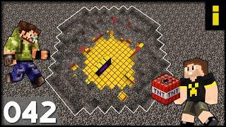 Hermitcraft 7   Ep 042: MASSIVE BEDROCK HOLE!