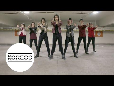 [Koreos] EXO (엑소) - LOTTO (Louder) Dance Cover