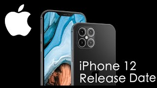 iPhone 12 Release Date and Price