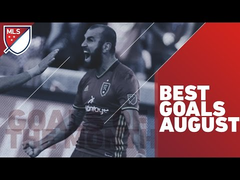SPECTACULAR Goals in August