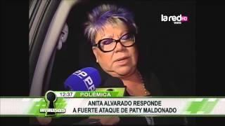 Anita Alvarado responde a fuerte ataque a Paty Maldonado