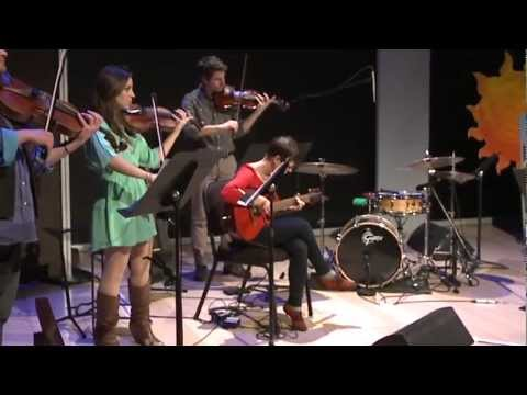 Great Round Burn: Kaki King and ETHEL at TEDxManhattan 2013