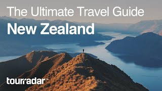 New Zealand: The Ultimate Travel Guide by TourRadar 5/5