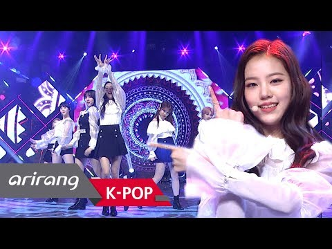 [Simply K-Pop] GWSN(공원소녀) _ Pinky Star (RUN) _ Ep.354 _ 032219