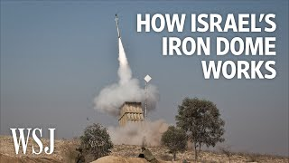 How Israel's Iron Dome Works