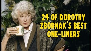 24 Of Dorothy Zbornak's Best One Liners