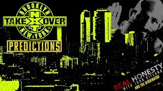WWE NXT TakeOver Brooklyn 4 - Everybody Do The Dinosaur - Predictions