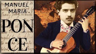 Best of Manuel Maria Ponce - Classical Guitar Compilation