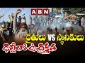 Farmers Vs Locals | High Alert In Delhi | Anti Farmers Protest | ABN Telugu