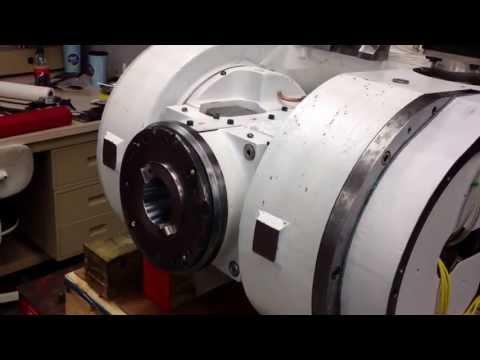 Cincinnati Magnum H5-800 Tilt Head Spindle