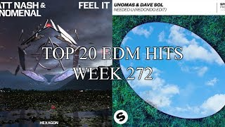 Top 20 EDM Hits/Drops Week:272 Best Of Future House, Trance, Big Room, Trap & Bass House