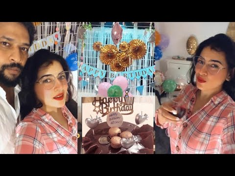 Tollywood actress Archana birthday celebrations moments