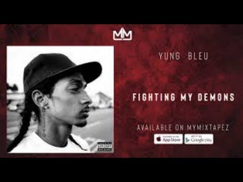 Yung Bleu - Fighting My Demons (RIP Nipsey Hussle) & (Tycorey Crawford) [Official Audio]