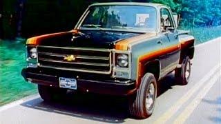 Chevrolet Celebrating A Century of Trucks -