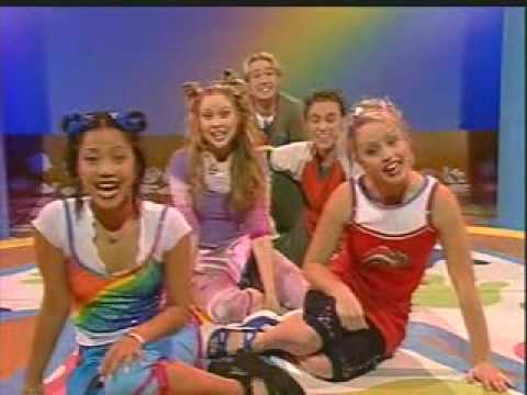 Hi-5 Living in a Rainbow (Colours)