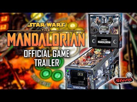 The Mandalorian: il trailer del nuovo flipper Stern dedicato alla saga di Star Wars