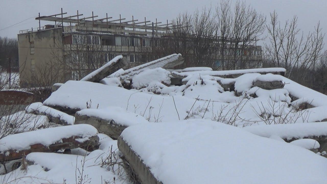 Ставрополье: более ста жителей общежития боятся его обрушения