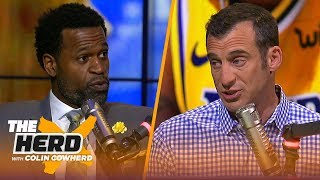 Stephen Jackson: Zion will 'take over the NBA, 'talks Lakers' season and OKC's struggles | THE HERD