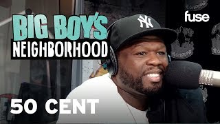 50 Cent Gives His Opinion on Female Rappers   Big Boy x Fuse