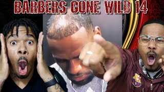 BARBERS GONE WILD REACTION 14