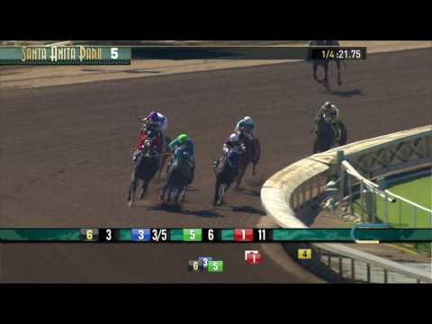 Landaluce Stakes (Cal-bred winner) - Saturday, July 9, 2016